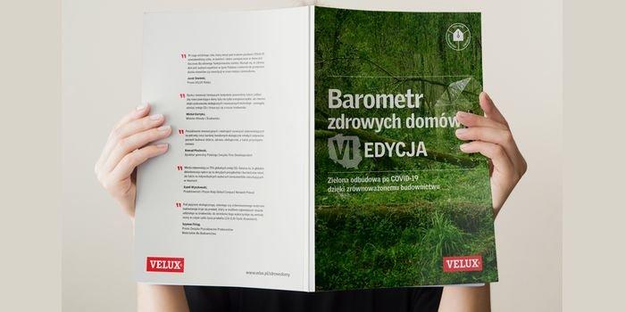 Zielona odbudowa zaczyna się w naszych domach – VI edycja Barometru zdrowych domów