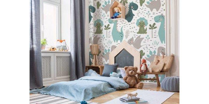 Wymarzony pokój dla dziecka – przenieś go w świat bajek dzięki fototapetom