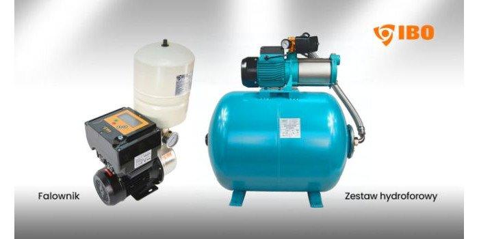 Falownik czy hydrofor do pompy głębinowej?