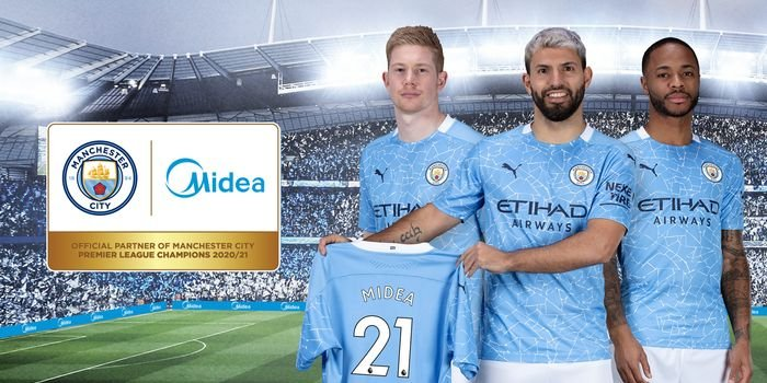 Midea partnerem Manchester City