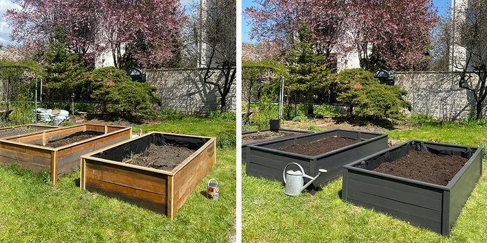 Budujemy ogródek warzywny