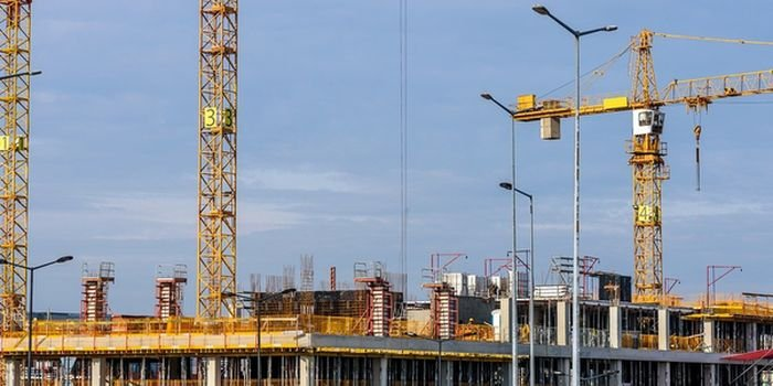 Budujemy coraz więcej mieszkań