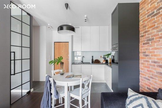 Jak funkcjonalnie zaaranżować przestrzeń w małym mieszkaniu? Podpowiadamy!