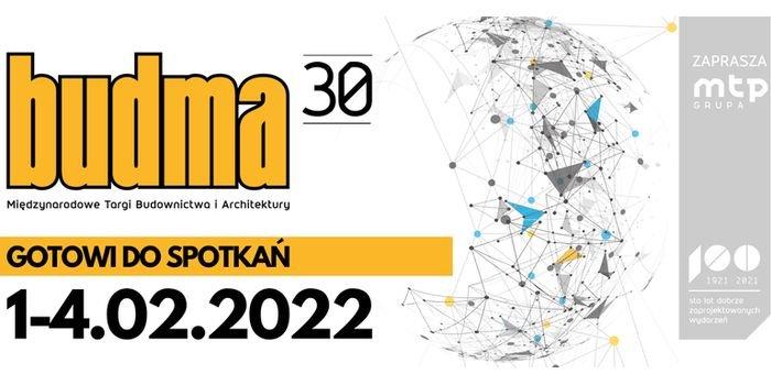 Targi BUDMA 2022 w dobrze znanym terminie