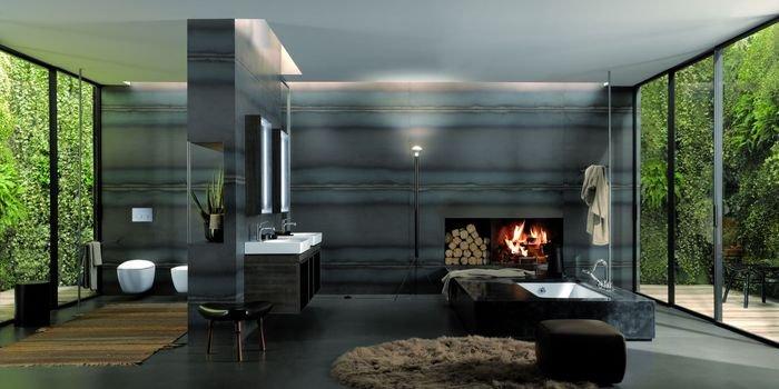 Międzynarodowy design w Geberit – kolekcja Antonio Citterio