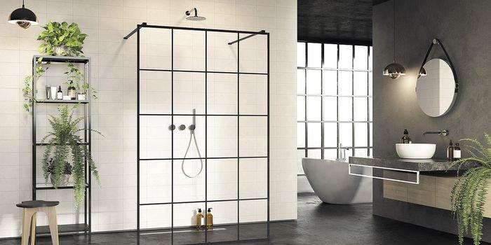 Prysznic bez brodzika, czyli odwodnienia wbudowane