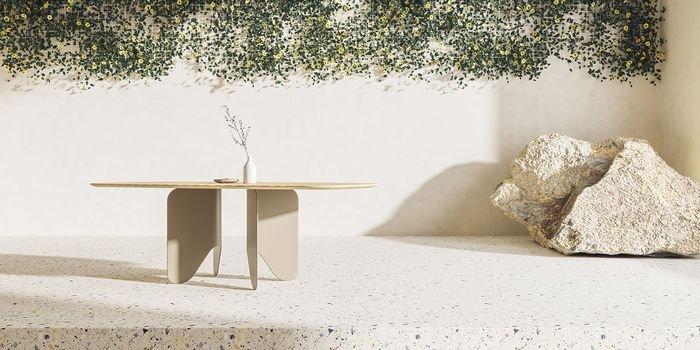 Designerski stół by Nelson de Araújo