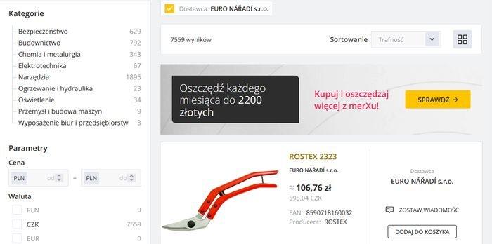 Bezpieczeństwo pracy i bogata oferta narzędzi – poznaj produkty Euro Naradi