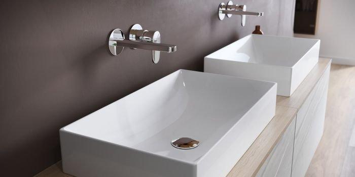 Ceramika łazienkowa w technologii ROCKLITE – estetyka i wytrzymałość