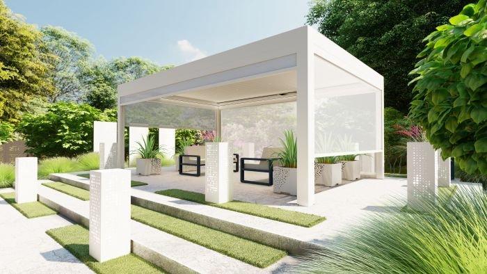 Ogród, czyli przedłużenie salonu – praktyczne rozwiązania tarasowe