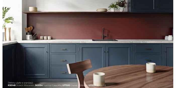 Kuchnia w drewnie i kolorze – nowe zestawienia w kolekcji Mood Stories