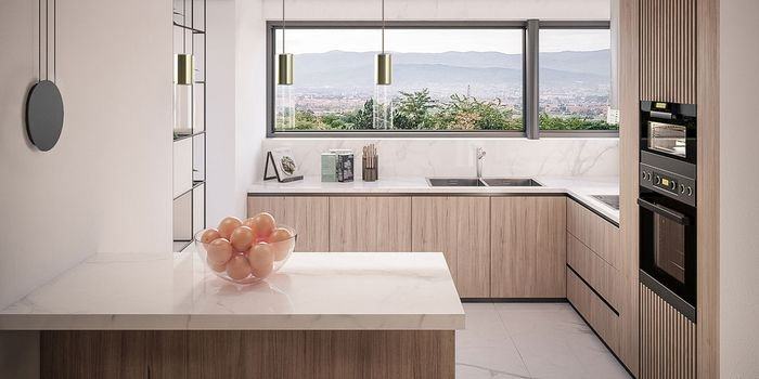 Jak zaplanować funkcjonalne i przytulne oświetlenie w kuchni?