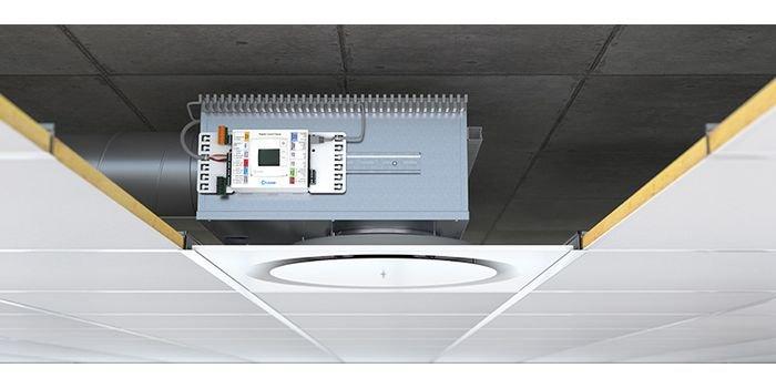 Inteligentny system wentylacji – Lindab DCV ONE