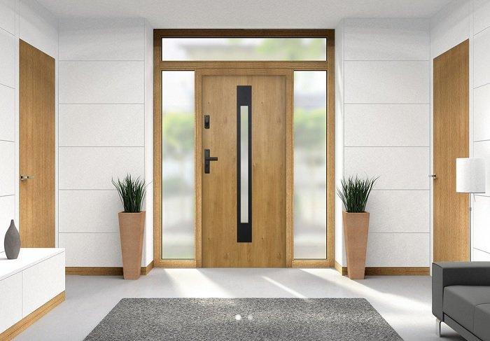 Ościeżnica – rama dla drzwi