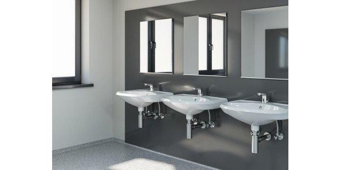Baterie umywalkowe MODUS E – wszechstronne rozwiązanie sanitarne
