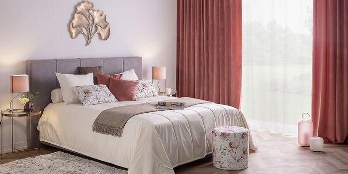 Najmodniejsze jesienne trendy w dekoracji sypialni