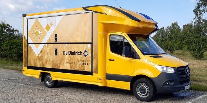 Nowe Mobilne Centrum Szkoleń De Dietrich – Moblab OZE
