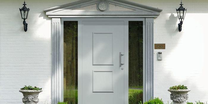 Nowe wzory i poszerzony zakres zastosowania drzwi zewnętrznych Hörmann