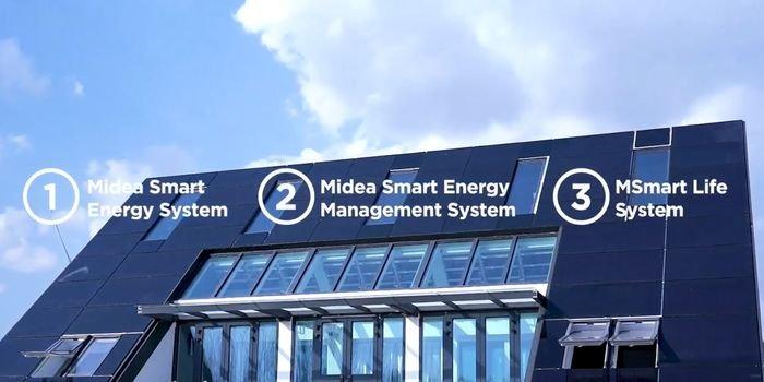 Nowy projekt Midea – inteligentny dom