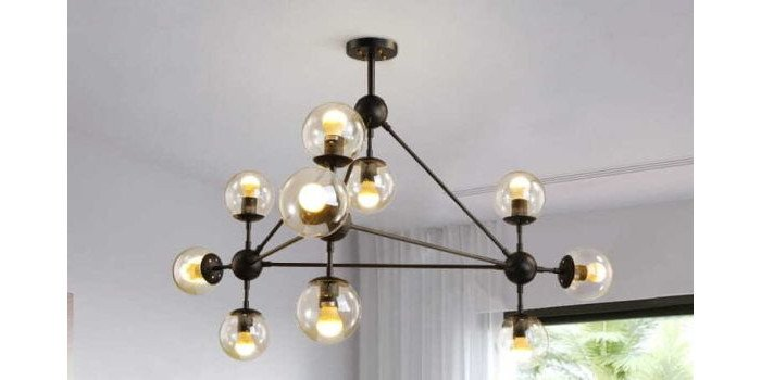 Nowoczesne lampy sufitowe – oświetlenie LED do domu z niskim sufitem