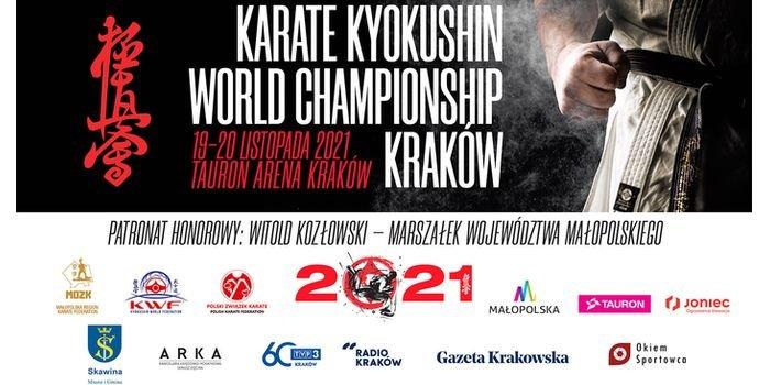 JONIEC® sponsorem Mistrzostw Świata Karate Kyokushin