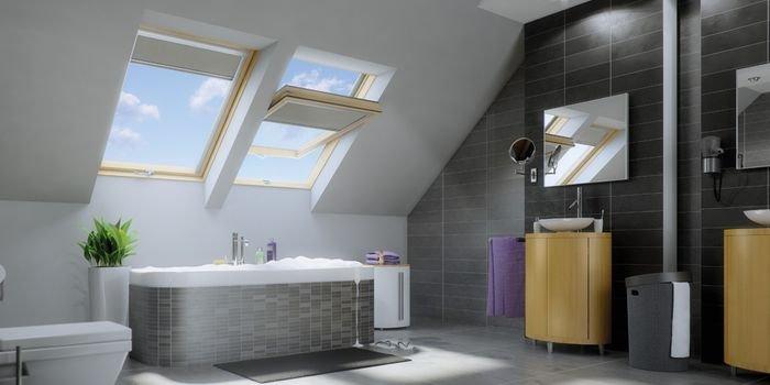 Wymiana okien dachowych