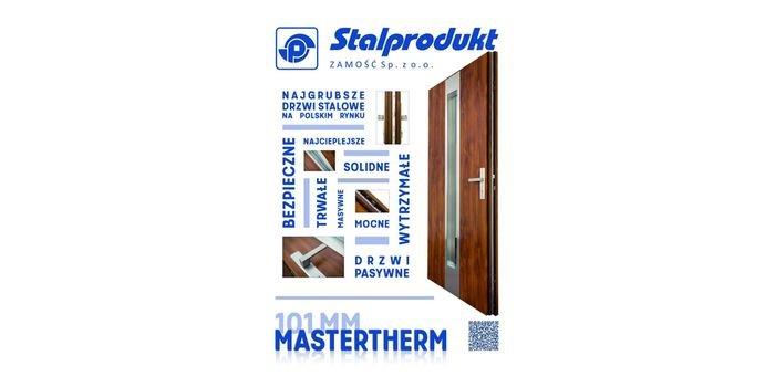 Mastertherm – drzwi dla wymagających