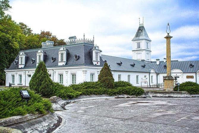 """Muzeum Regionalne w Kozienicach - Fasada Roku 2019 w kategorii """"budynek historyczny po renowacji""""Fot. Baumit"""