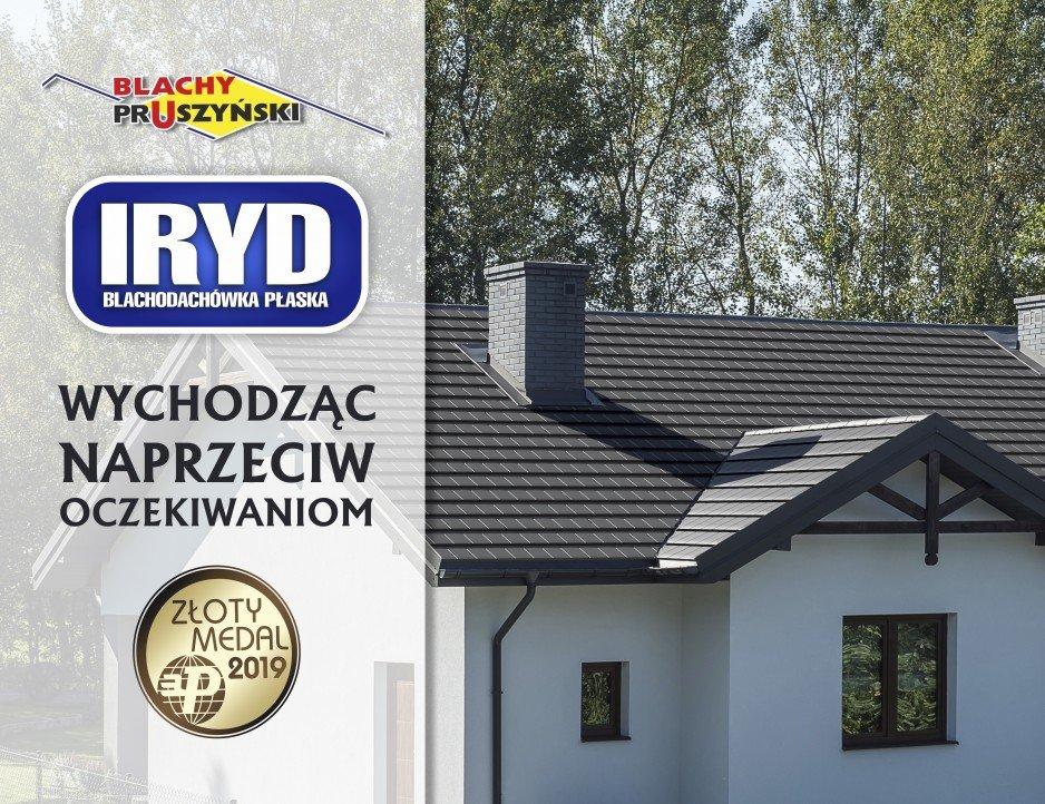 Firma Blachy Pruszyński otrzymała Złoty Medal MTP 2019 r.
