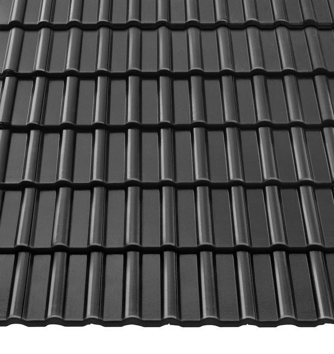 Dachówka betonowa Romańska