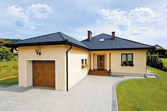 Wybierając bramę garażową, powinniśmy mieć również na uwadze kwestię dotyczącą deklaracji zgodności z normami europejskimi. Ich potwierdzeniem jest znak CE, dający gwarancję zgodności z normą europejską EN 13241-1. Fot. Wiśniowski