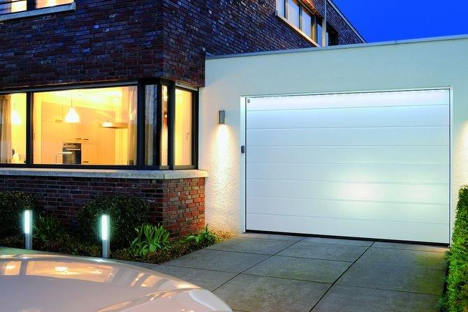 Jak czyścić bramę garażową? Fot. Hörmann