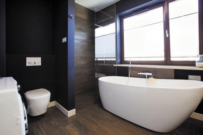 Jak zaprojektować wygodną łazienkę? Fot. Pracownia MGN