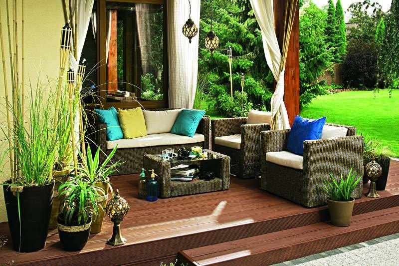 Jak zaprojektować strefę wypoczynku w ogrodzie - Ekspert Budowlany (1)