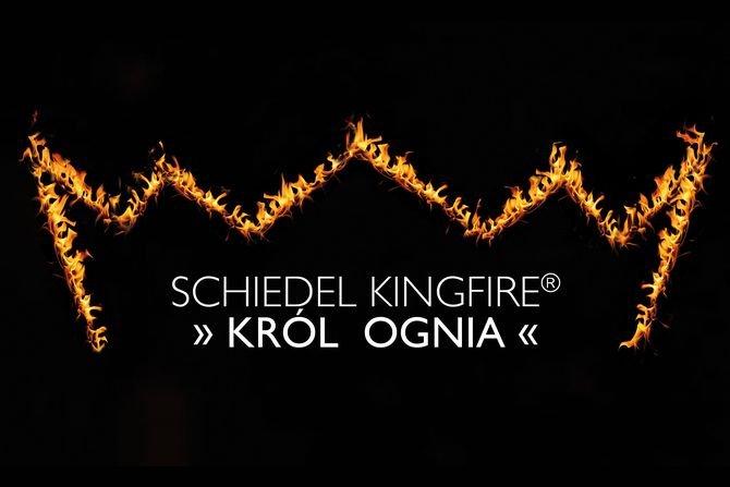 Król ognia - system kominowy Kingfire® Lineare S Fot. Schiedel
