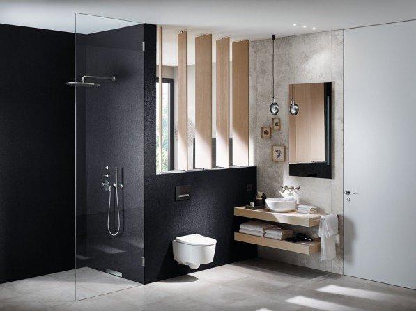 9 sposobów na lustro w łazience Fot. KOŁO