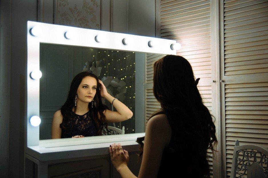 9 sposobów na lustro w łazienc