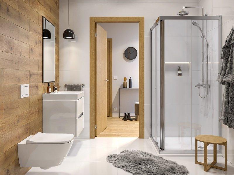 Jaki wybrać brodzik prysznicowy?