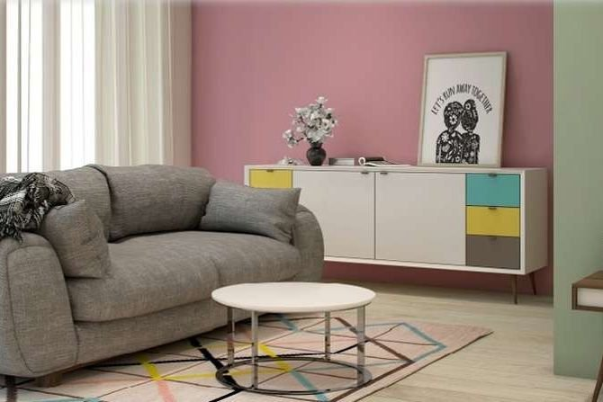Jakie kolory ścian lubią Polacy? Fot. Beckers
