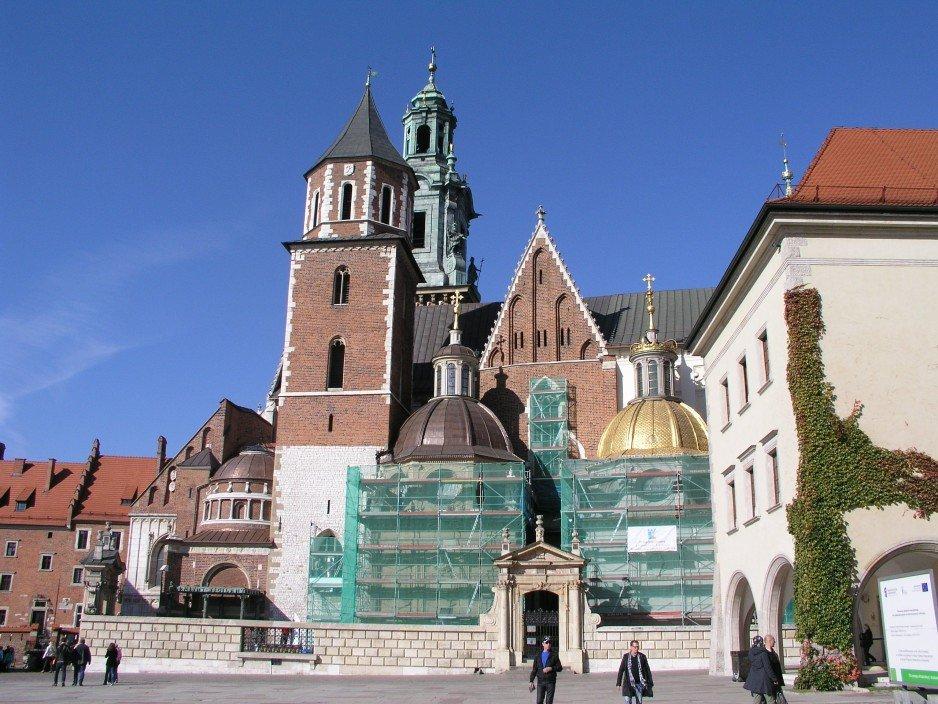 Kraków, katedra na Wawelu