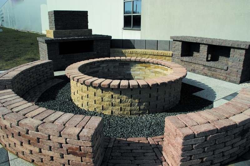 Betonowe elementy dają niemal nieograniczone możliwości tworzenia oryginalnych form architektonicznych w ogrodzie, które są nie tylko funkcjonalne, ale i bardzo estetyczne
