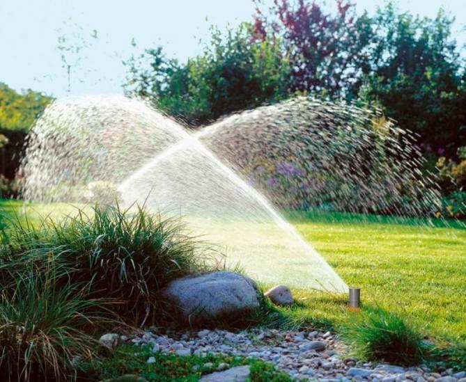 Prawidłowe nawadnianie ogrodu, zwłaszcza latem,  to jeden z warunków jego właściwego funkcjonowania.