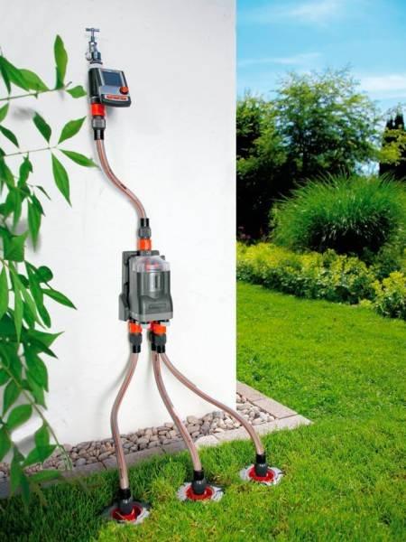 Automatyczny dzielnik wody
