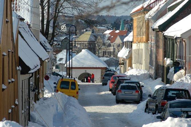 Bezpieczne użytkowanie budynku zimą Fot. www.freeimages.com
