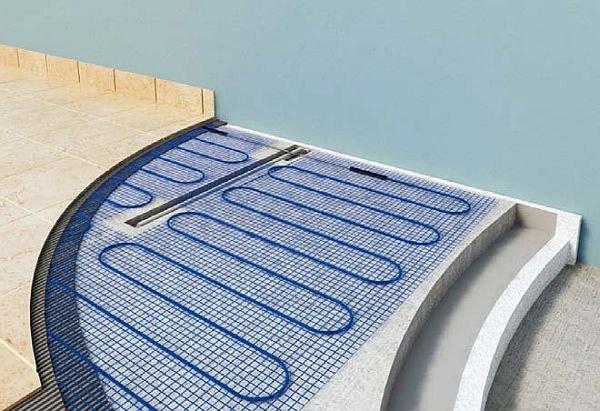 Elektryczne maty grzejne można stosować zarówno jako ogrzewanie uzupełniające, dające tzw. efekt ciepłej podłogi, jak i podstawowy system grzejny w pomieszczeniu