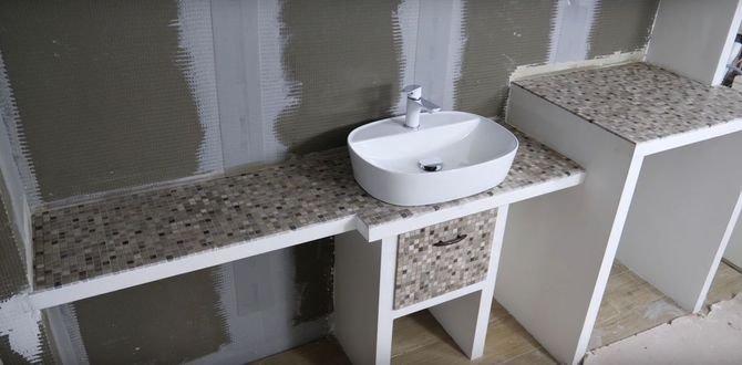 Aby przygotować płytę pod malowanie, powierzchnię należy dwukrotnie wygładzić gipsem szpachlowym, a następnie dokładnie wyszlifować kostką ścierną. W przypadku okładzin ceramicznych, takich jak płytki czy mozaika, klejenie odbywa się bezpośrednio na płyc.