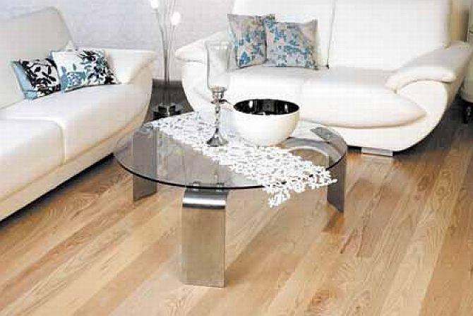 Podłoga jesion rustic Fot. Royal Floor