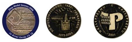 gerda medale