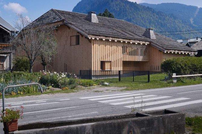 Fot. Jérémie Koempgen Architecture