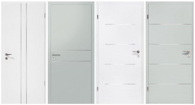 Drzwi wewnętrzne DesignLine PLAIN